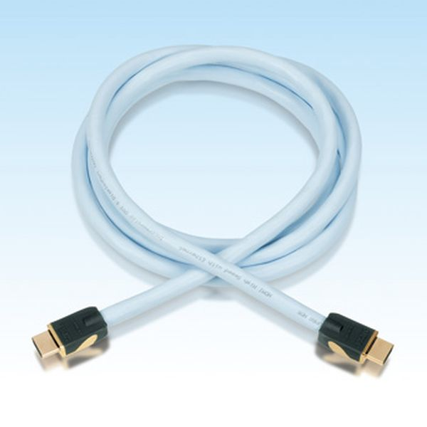 Supra High-Speed HDMI 1.4 cable.