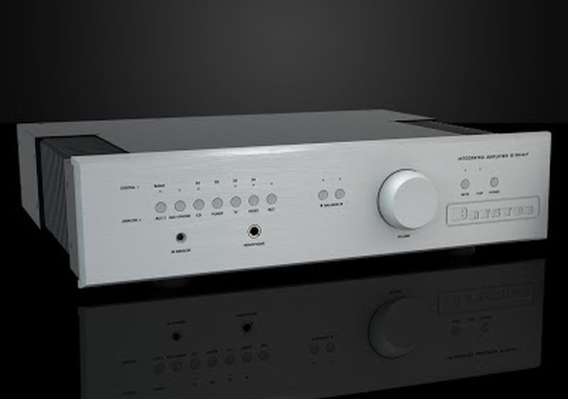 The Bryston integrated amp.