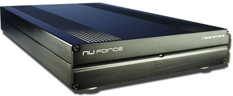 NuForce Ref9v3 mono amp