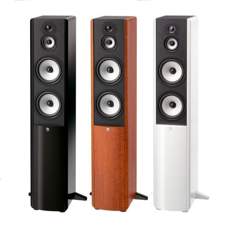 Boston Acoustics speaker system.