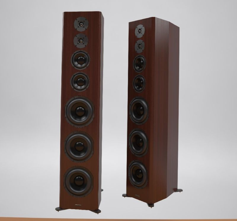 Bryston's Model T speakers