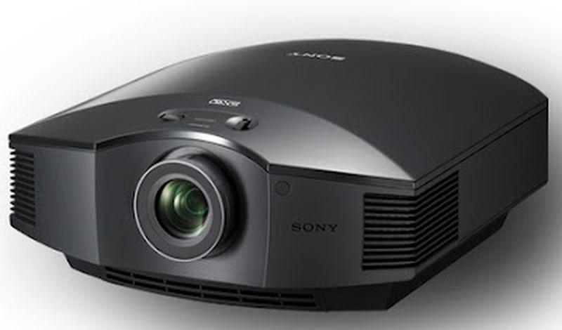 Sony VPL HW50ES 3D projector