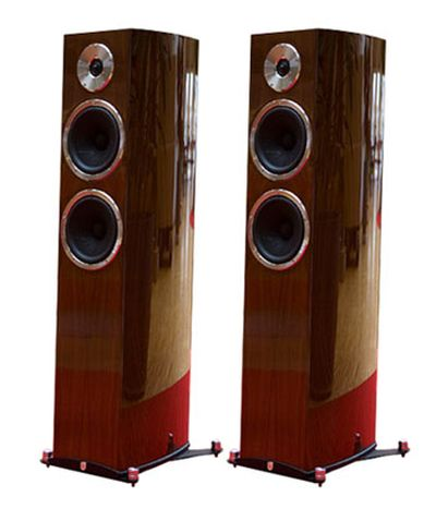 Gato Audio FM6 speakers
