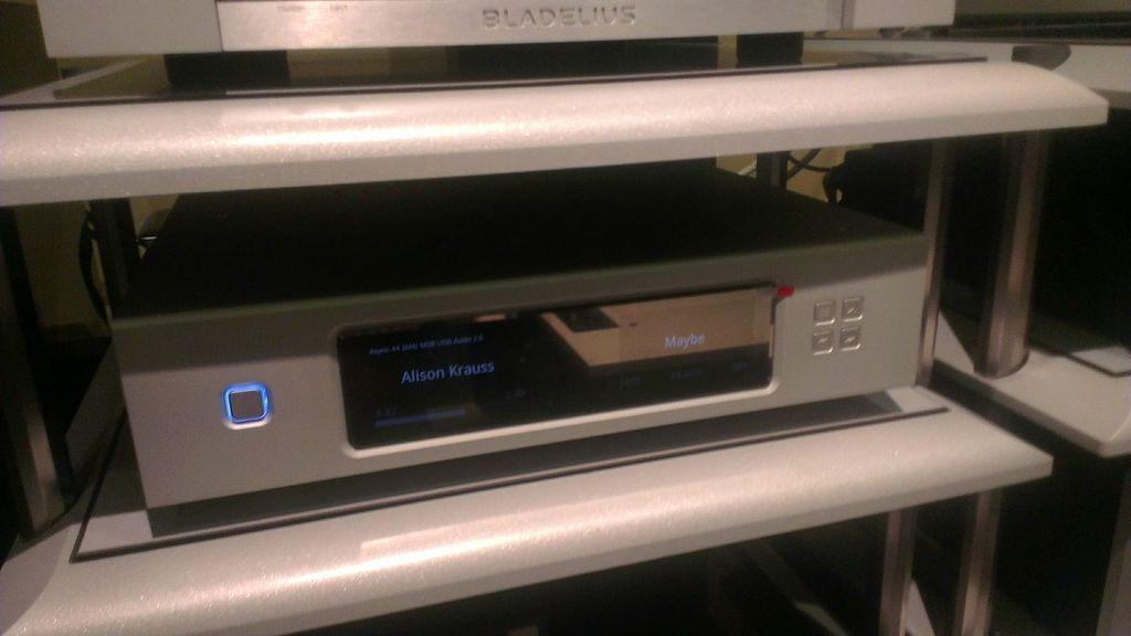 The Aurender S10 music streamer