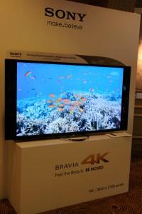 Bravia 4K from Sony.
