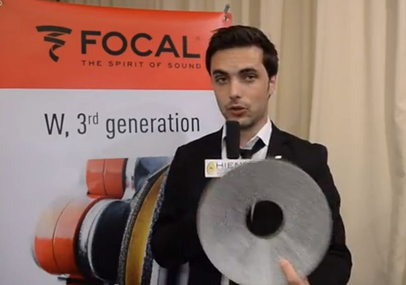 Jean-Philippe Fontaine of Focal.