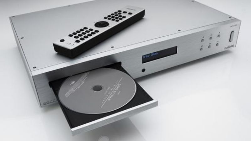Audiolab 8200 CD player
