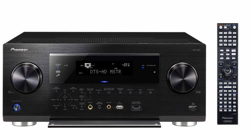 Pioneer SC-LX87 AV receiver