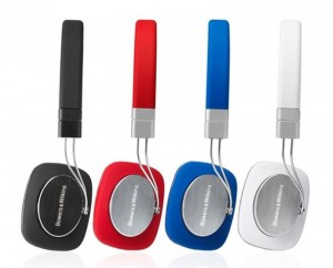 The headphones come in four bright and trendy colours.