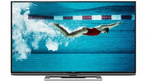"""Sharp takes the 4K/UHD TV plunge with its new 70"""" LC-70 UDIX LED backlit LCD TV that is also the first to receive the much coveted THX 4K display certification."""