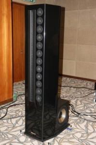 The mighty Genesis 2.2jr speaker