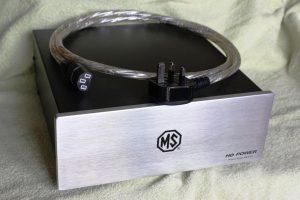 The MSHD NBX-22 looks like a pretty ordinary hifi shoe box