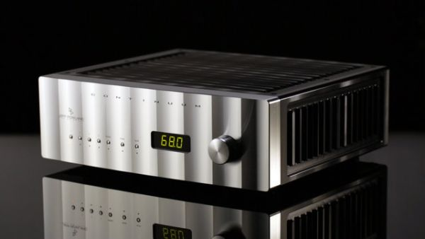 Jeff Rowland Continuum S2 integrated amp.