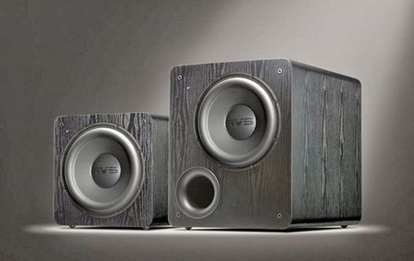 SVS PB-2000 and the SB-2000 sub-woofers.