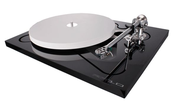 The Rega RP10 turntable.