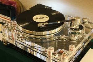 The Vertere was one of the most dynamic sounding turntables that I have ever heard. It's expensive, but if I have the money, I don't mind owning one.