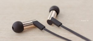 Final Audio Design Heaven VI earphones. (I could not find any photos of the VII model).