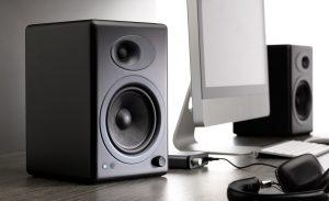 Audioengine's A5+ Powered speakers