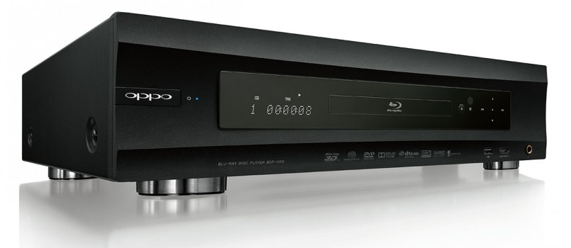 Oppo's BDP-105D universal BD player offers outstanding performance/price value
