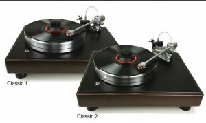 VPI turntables are available at Centre Circle Audio.