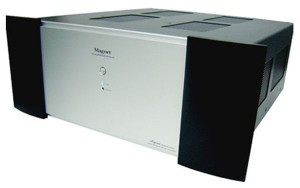 The Magnet Hyperion Reference One power amp.