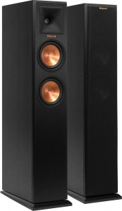 Slim and sexy, these speakers don't just look the part, they sound it too