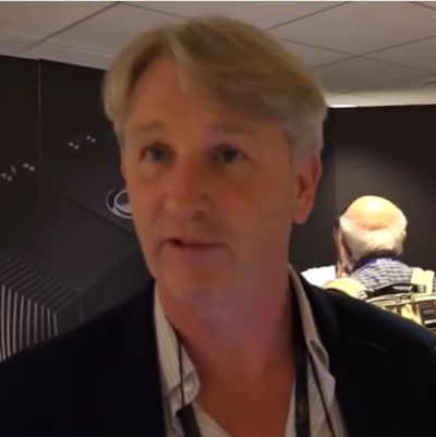 Naim's sales director Doug Graham