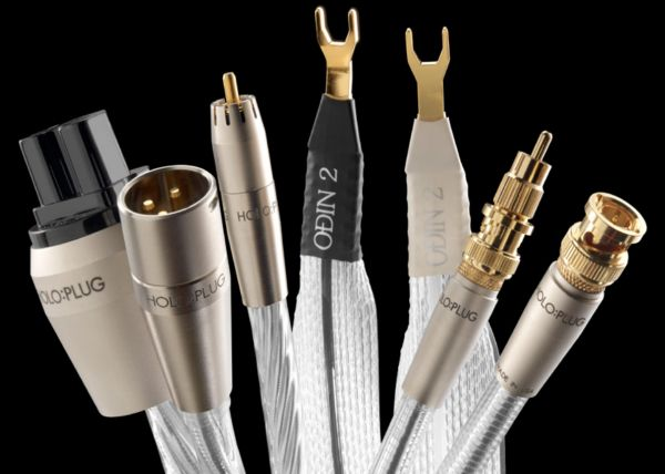 The Nordost Odin 2 range of cables.