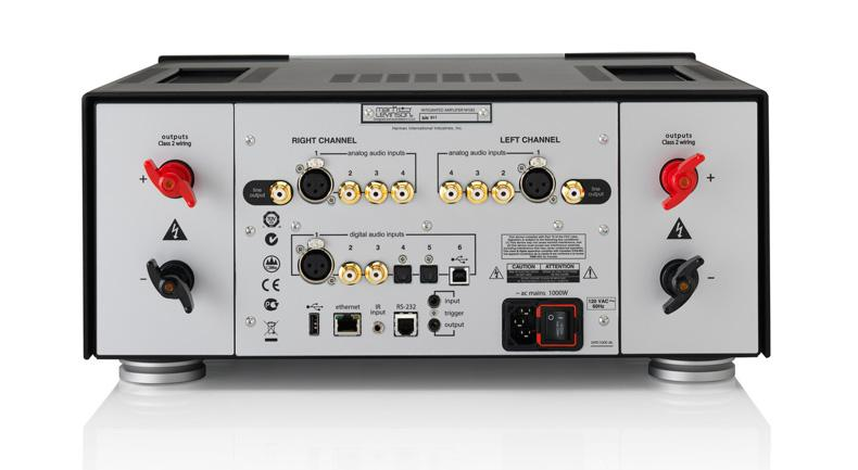 Mark Levinson No 585 Integrated Aamplifier - av2day com