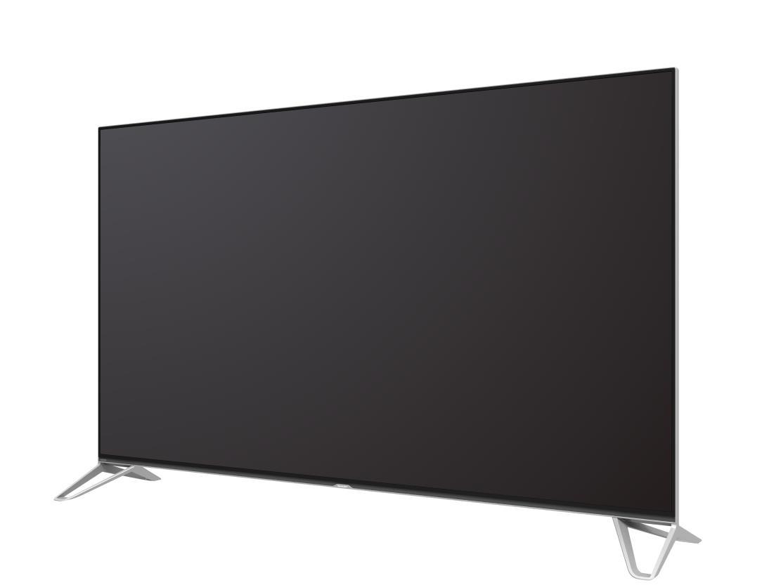 Sharp's XU 930X/XU830X. The industry's first 8K scaling UHDTV