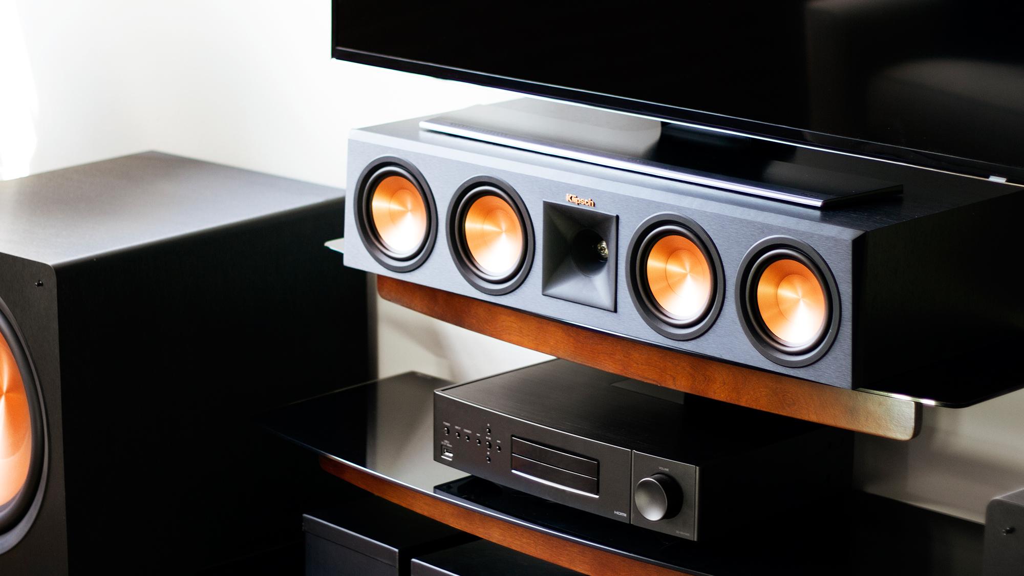 Klipsch Rp 450c Centre Channel Speaker Av2day Com