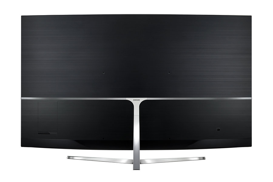 Rear panel view of an SUHDTV