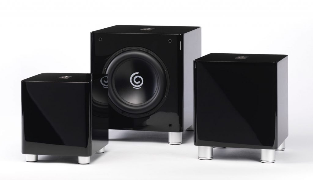 Sumiko S Series Subs Compact, beautiful and powerful