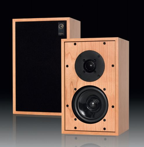 Chartwell LS3/5A speakers
