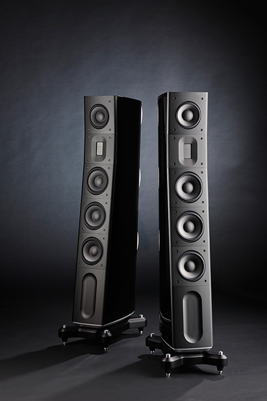 Raidho D-3.1 speakers