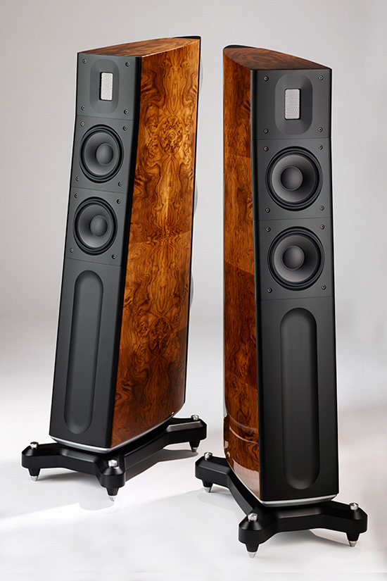 Raidho D-2.1 speakers