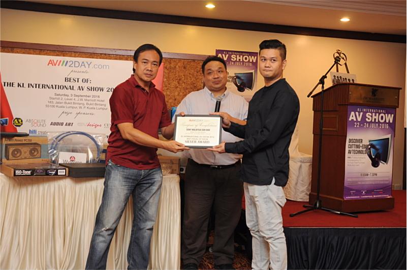 Representative from Sony Malaysia Sdn Bhd