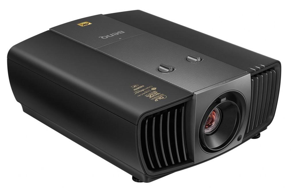 The BenQ W11000 4K UHD Projector