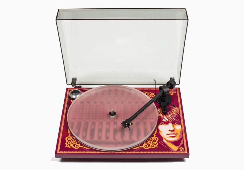 Pro-Ject launches 'George Harrison' turntable