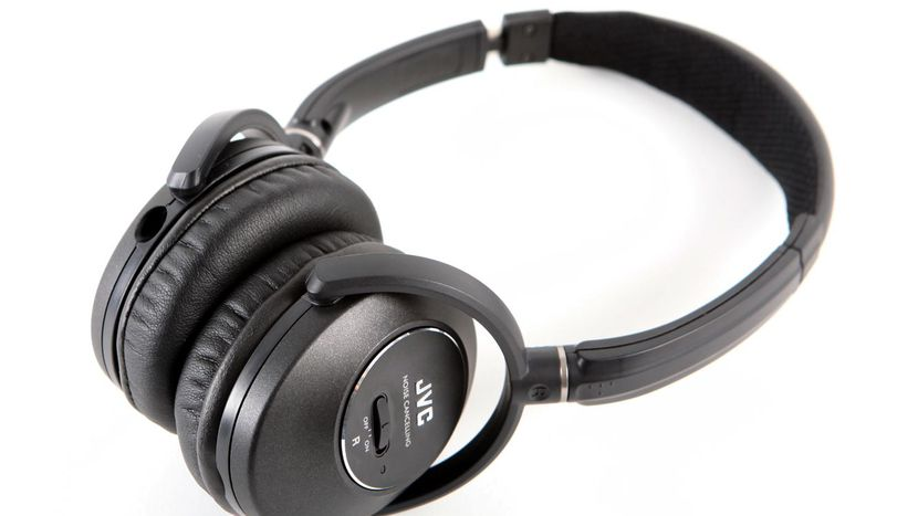JVC HA-NC260, Noise Cancelling Headphones