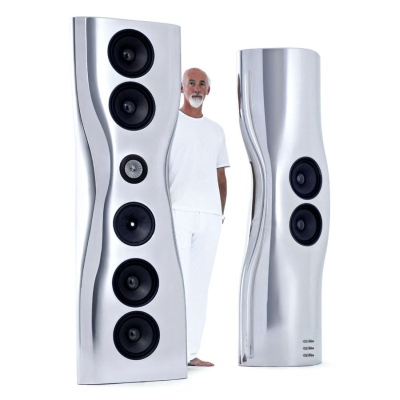 The KEF Muon 2 has been launched.