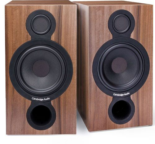 Cambridge has included speakers in its range of products.