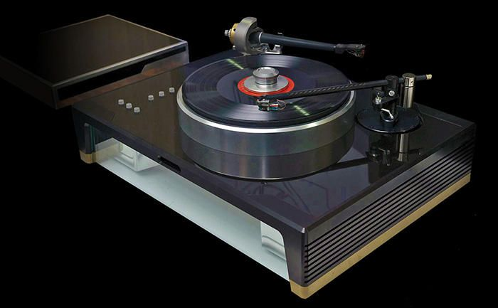 Dohmann Helix 1 turntable
