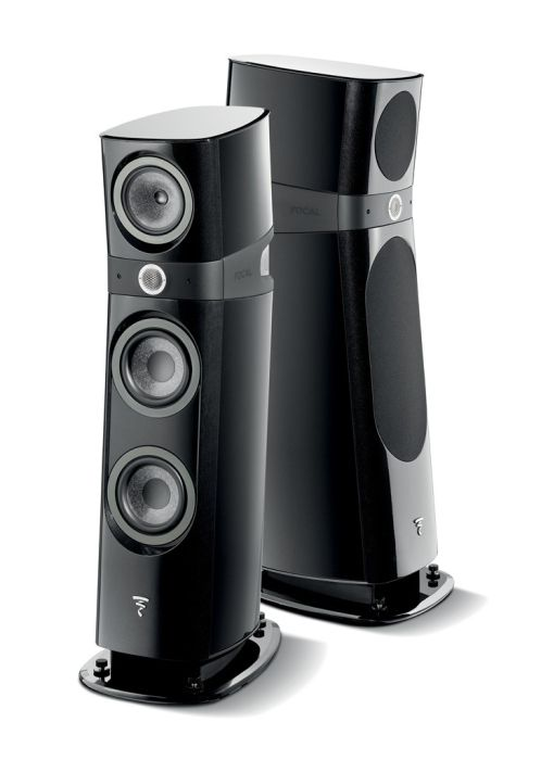 The Focal Sopra No 2 speakers are good for stereo and AV purposes.