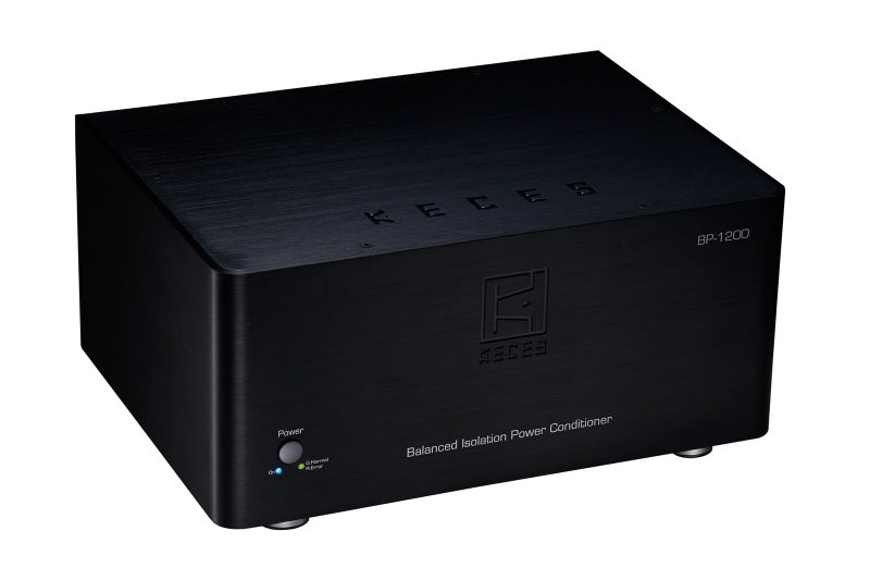 The Keces Audio BP-1200 Balanced Power Conditioner