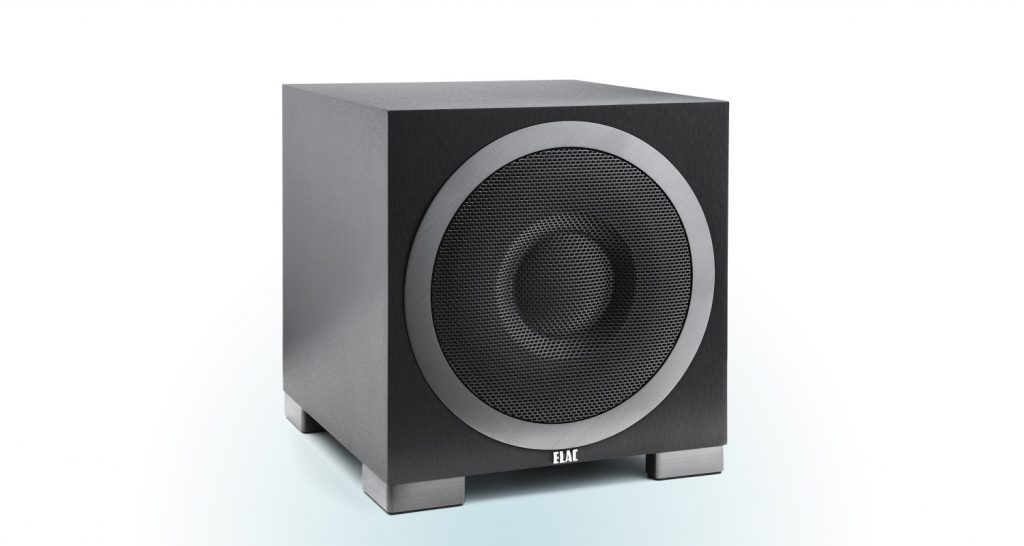 ELAC S10EQ Active Subwoofer