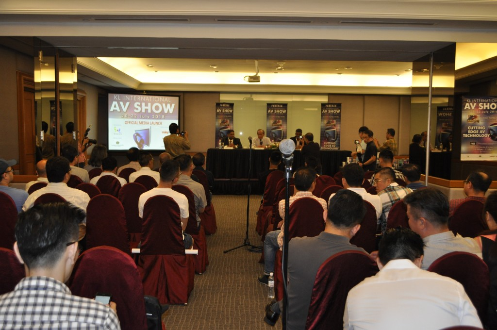 KL International AV Show 2018