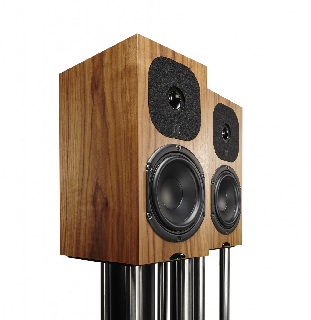 Simple and stylishly unassuming, the Neat Motive SX3 was made to move you with great sound