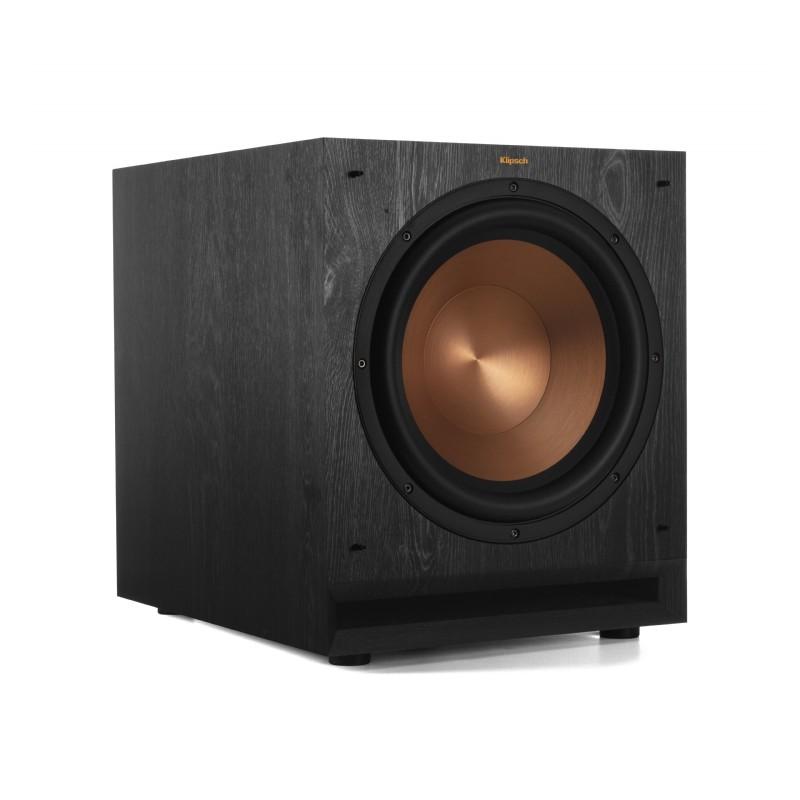 Klipsch's SPL-120 offers powerful yet refined low bass performance