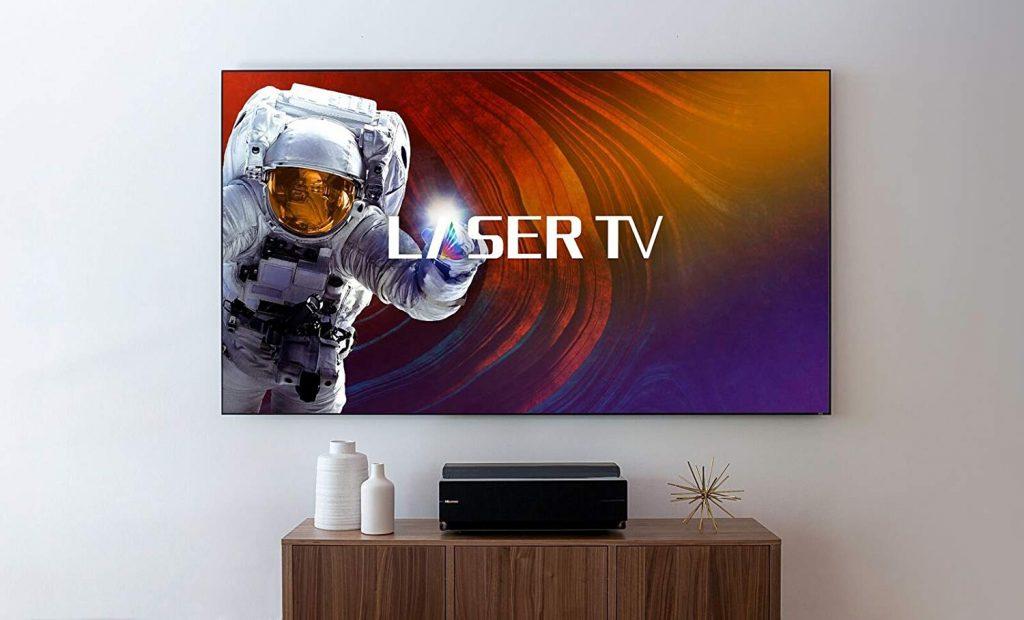 Hisense LN60D 100″ Laser TV
